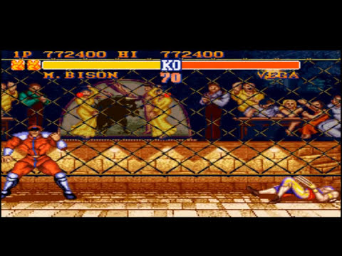 Street Fighter 5 [SFIIWW HACK] - SNES LONGPLAY - M.Bison Playthrough [REVIEW IN SPANISH]