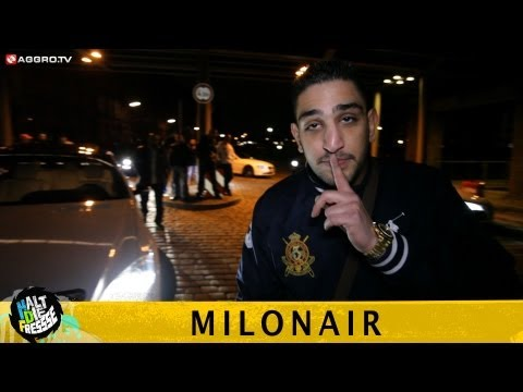 HALT DIE FRESSE - 04 - NR. 217 - MILONAIR (OFFICIAL HD VERSION AGGRO TV) Music Videos