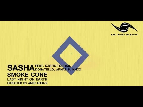 Sasha feat. Kastis Torrau, Donatello, Arnas D & KNOX - Smoke Cone (Official)