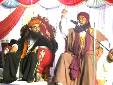 Mufti Abdul Salam Qadri (mumbai) And Noorani Miya At Vijayawada video