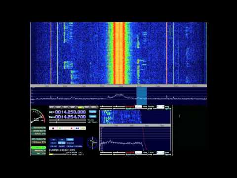 Elektor Software Defined Radio Setup