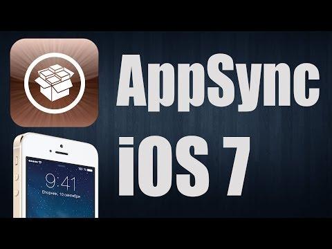Платные приложения для iPhone бесплатно! AppSync для iOS 7