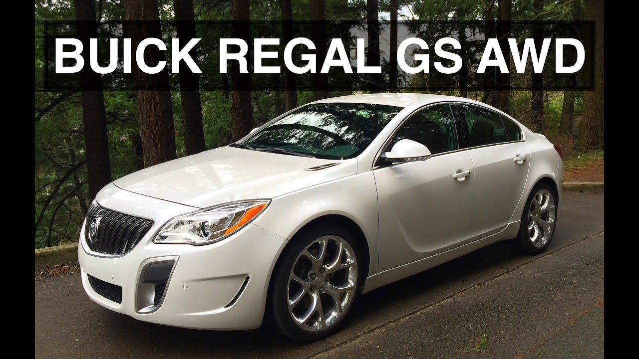Awd turbo buick 2016 regal gs review apple carplay youtube