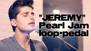 """Jeremy"" - Pearl Jam (Loop-Pedal Cover) - Live @ Berklee College of Music - Jacob McCaslin"