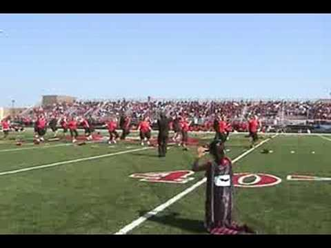 Bolingbrook Faculty Perform at Homecoming Pep Rally