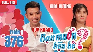 The broken hearted man & a happy ending with the beauty from Binh Dinh|Quy Khang-Kim Huong|BMHH 376