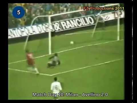 Pietro Paolo Virdis i 17 gol più belli al Milan