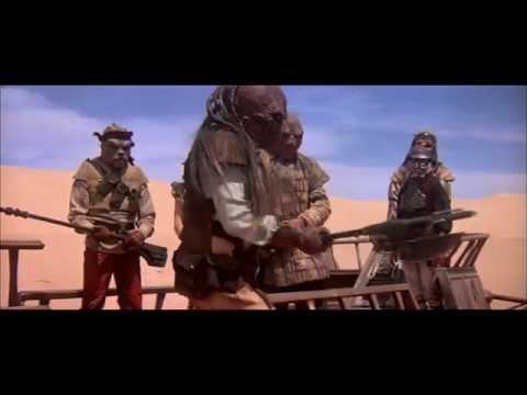 STAR WARS - Episodio VI: El Regreso del Jedi - Batalla sobre Sarlacc