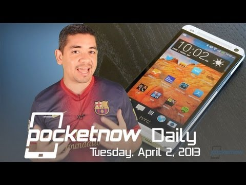 HTC One AT&T Pre-Order. Galaxy Mega Rumors. Steve Jobs Next iPhones & More - Pocketnow Daily