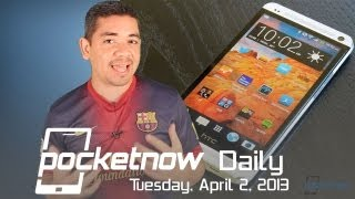 HTC One AT&T Pre-Order, Galaxy Mega Rumors, Steve Jobs Next iPhones & More - Pocketnow Daily