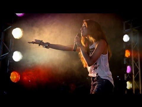 Tasha Tah on the BBC Introducing Stage at London Mela 2012