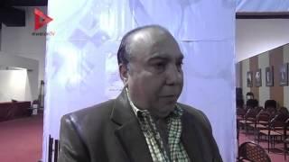 المؤلف مجدي صابر في ندوة بمعرض الكتاب:
