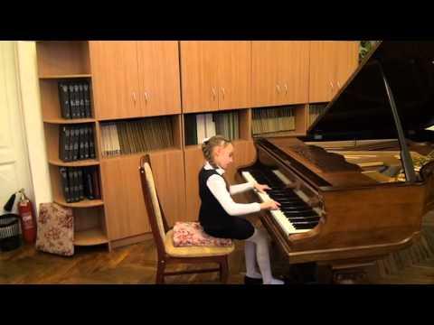 Барток, Бела - 3 этюда для фортепиано, ор.18