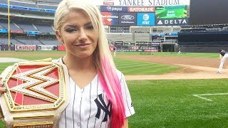 Alexa Bliss proclaims herself the New York Yankees of WWE: Alexa Bliss