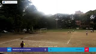MDFA - THIRD DIVISION | Mangesh Sports Academy VS Vigour FC