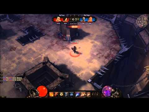 Diablo 3 - Arena PvP Trailer - Blizzcon 2010