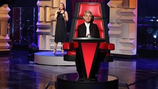 Download Lagu Ellen Presents 'The Voice' Gratis STAFABAND