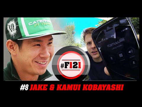 Kamui Kobayashi #F121 - Episode 8 (HD)