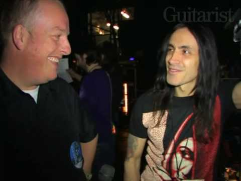 On The Road with Nuno Bettencourt