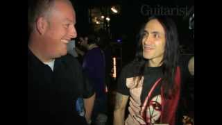 On The Road with Nuno Bettencourt Guitarist Magazine HD