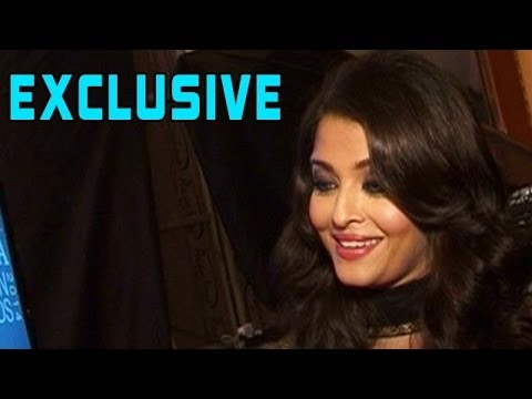 Aishwarya Rai Bachchan's Exclusive Interview