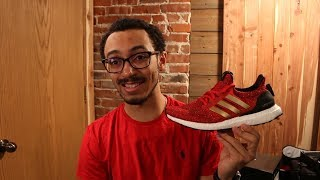 Game of Thrones X Adidas Ultraboost House Lannister Review