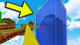 TROLLING PLAYERS in MINECRAFT BEDWARS w/ LandonMC