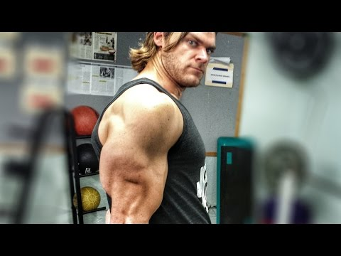 3 Easy Tips for Building Big Triceps Fast! klip izle