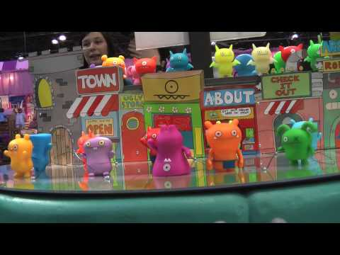 Interview with David Horvath, creator of UglyDolls