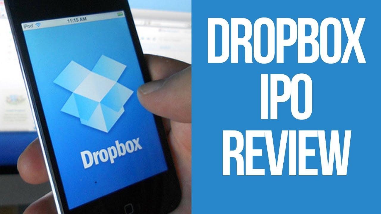 Dropbox stock