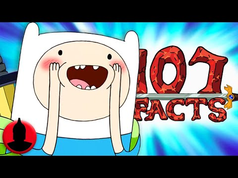 107 Adventure Time Facts Everyone Should Know! (toonedup #15) video