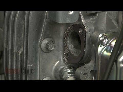 Exhaust Manifold Gasket - Craftsman Riding Lawn Mower
