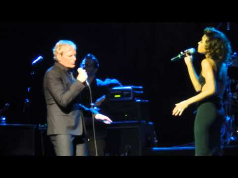 Michael Bolton - How Am I Suppose To Live Without You (LIVE...