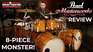 Pearl Masterworks Stadium Drum Set Review