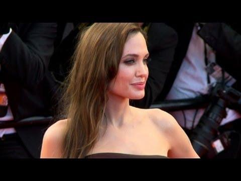 Mastectomía de Angelina Jolie