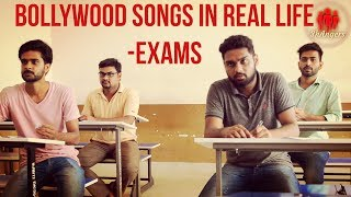 funny Bollywood songs in exams