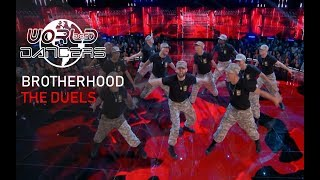 BROTHERHOOD - at World of Dance NBC | The Duels - Season 2