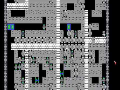 My first selfmade computer game. Boulder Dash on Amiga. 1995