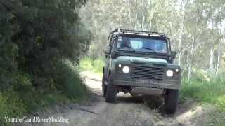 Land Rover Defenders off road trip in Sicily