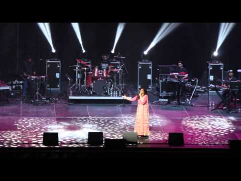 Live in Concert Shreya Ghoshal 2014 Chicago - Part1