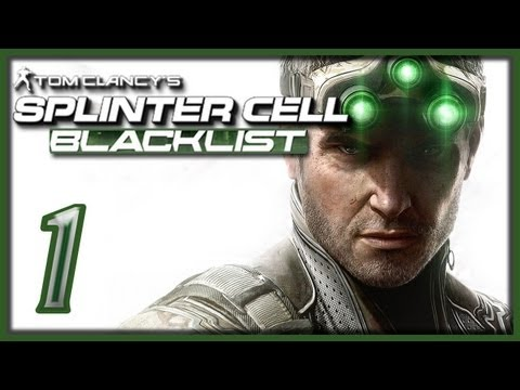 Tom Clancy's Splinter Cell: Blacklist - Прохождение [#1]