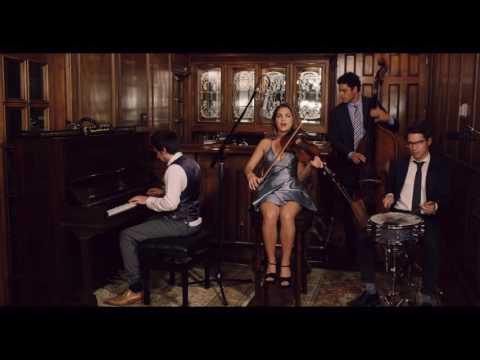 "Rather Be - Vintage Western / ""Westworld"" Saloon - Style Clean Bandit Cover ft. Ada Pasternak"