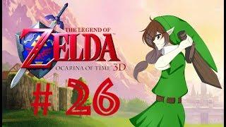 Let´s Play Zelda Ocarina of Time 3D [German] #26 - Tentakel-Action!