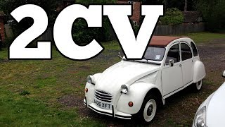 1983 Citroen 2CV: Regular Car Reviews
