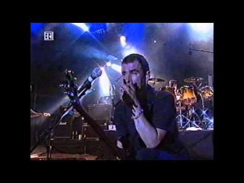 NEW MODEL ARMY - Taubertal Open Air (1999)