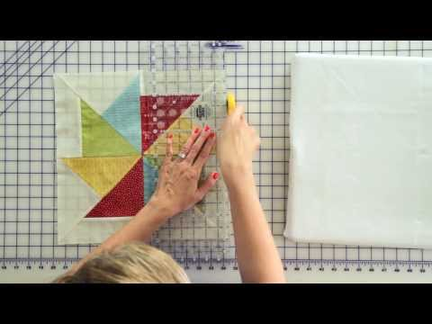 Wishes Quilt Along Block One: Flying Kite