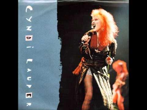 Cyndi Lauper She Bop Live 1984 Cyndi Lauper 05 She Bop Live