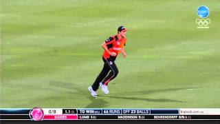 Download Sixers v Scorchers Semi Final Highlights 3Gp Mp4