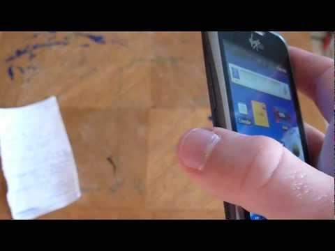 LG Optimus Elite Review (Part 1) (Virgin Mobile)