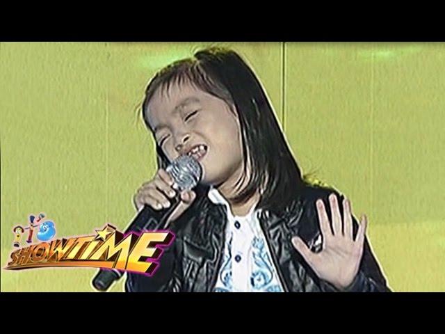 It's Showtime MiniMe Season 2: Lyca Gairanod